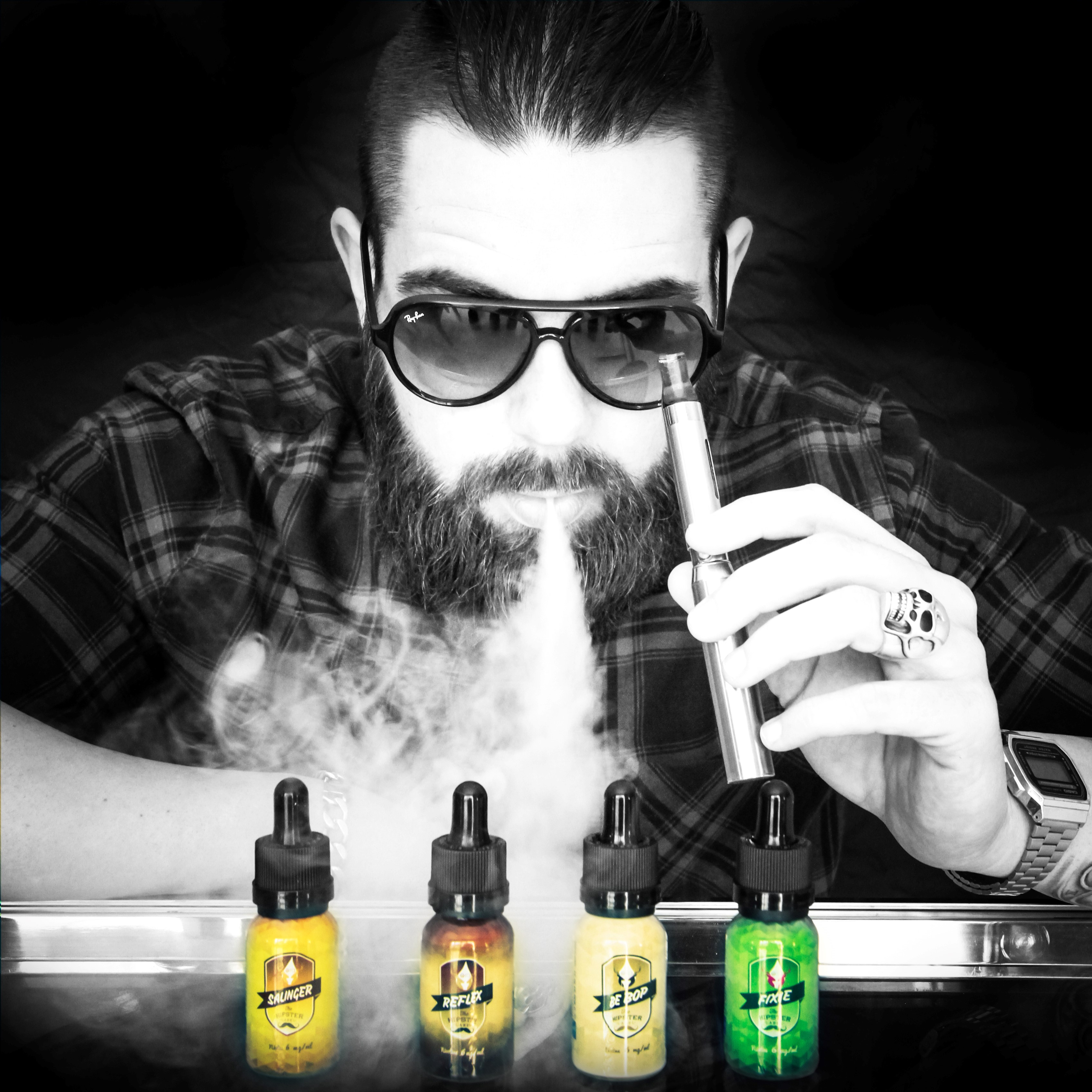 E-liquide Gamme Hipster
