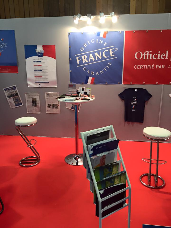 27628Salon MIF EXPO – Le stand Origine France Garantie