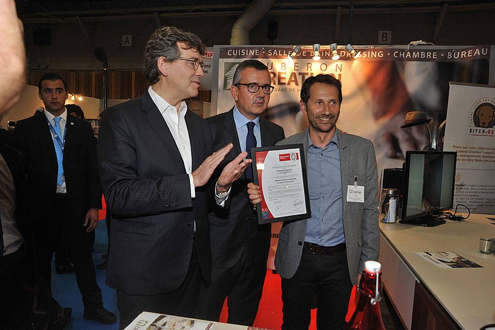 27560Salon MIF EXPO – Le stand Origine France Garantie