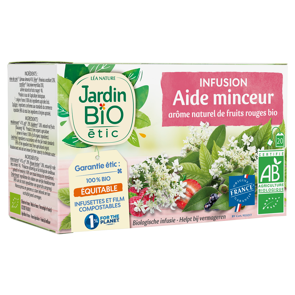 INFUSION AIDE MINCEUR