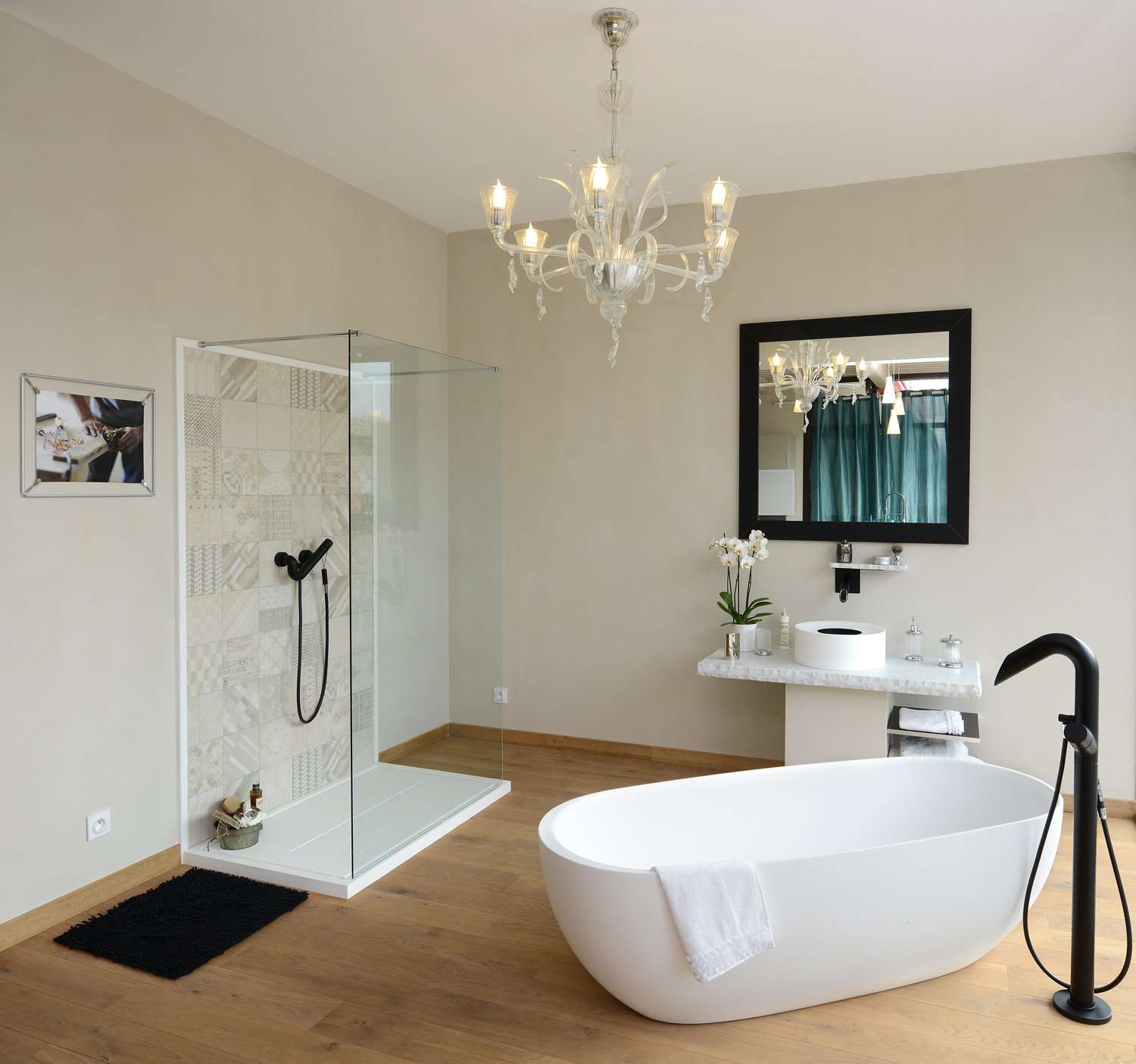 LUBERON CREATION - Salle de bain