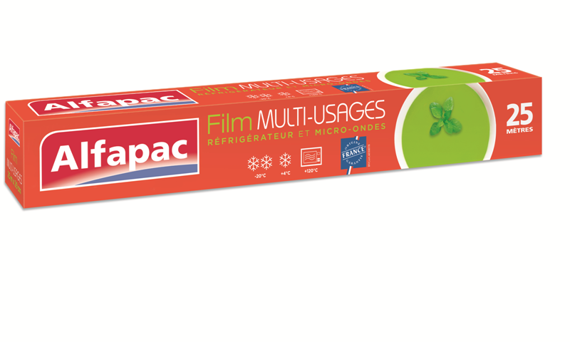 Rouleaux de film Multi-usages