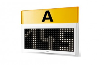 Afficheur d'appel et d'information LED Display